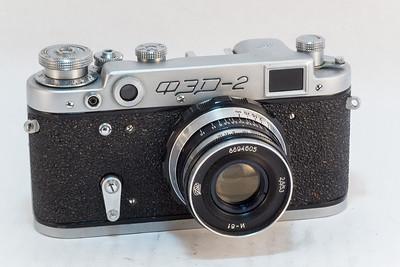 FED-2, 1955