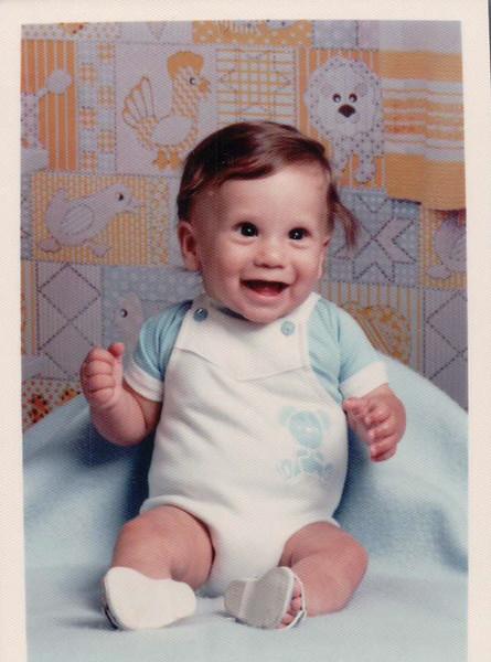 Matthew @ 6 Months