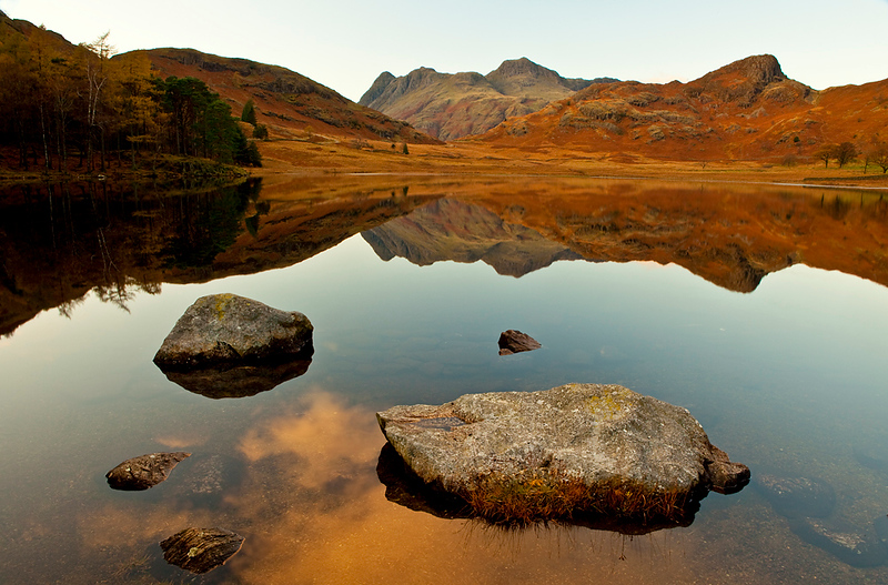 Blea Tarn stillness