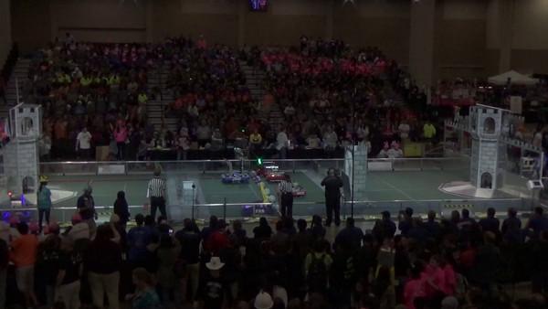 Alamo Regional Match Video