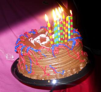 Evan's 11 th Birthday