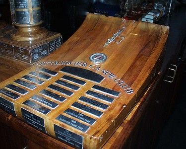 Outrigger Canoe Club 2000