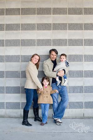 Haas Family 2013