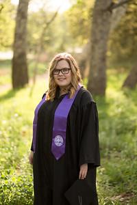 Marisa's Graduation Portraits