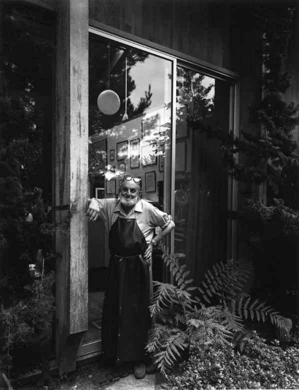 Famous Portrait Photographers - Arnold Newman
