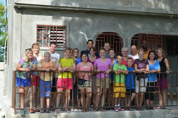 2014-7 Haiti Orphanage Trip