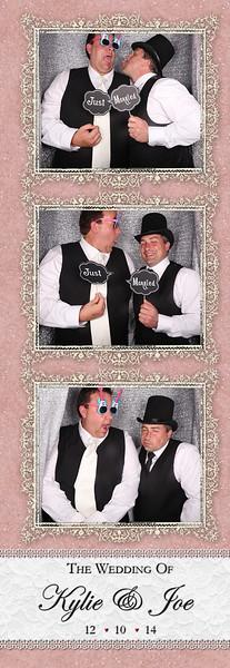 Wedding of Kylie & Joe Photostrips