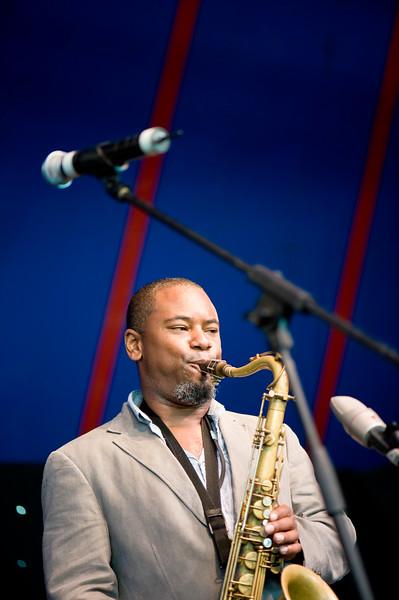 Ealing Jazz Festival July 2009, Walpole Park,  Ealing, W5, London, United Kingdom