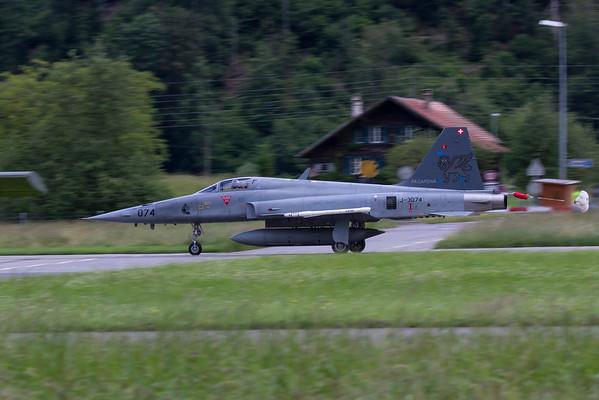 75 Jahre Militärflugplatz Meiringen 2016