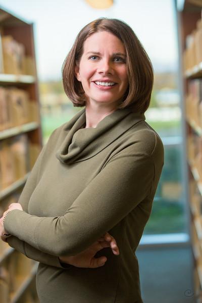 Shasta Libraries Director - Erin