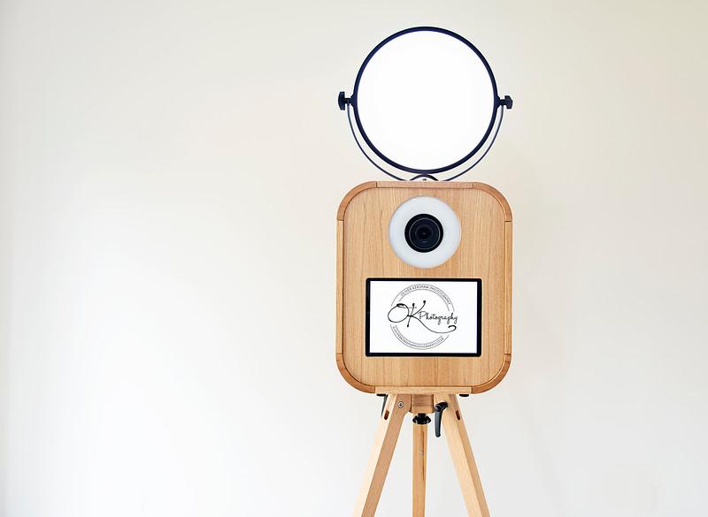 Luxury Studio Photo Booth