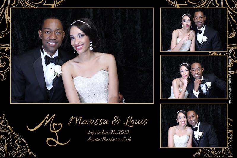 Louis and Marissa's Wedding