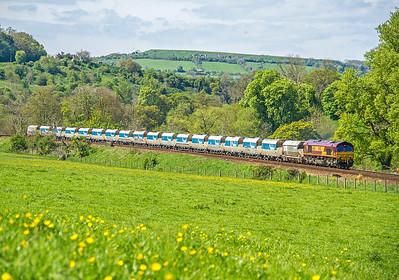 Bathampton to Westbury