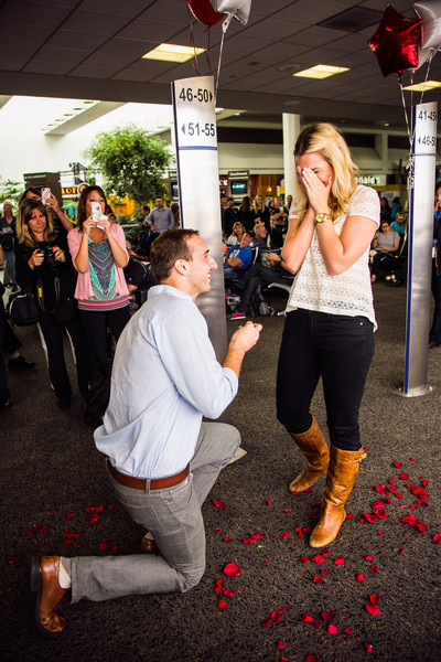 Hanna and Scott // Proposal!