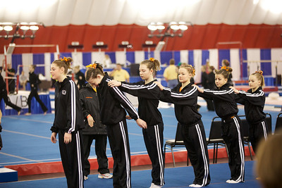 2011 Wisconsin Dells - Girls Level 8