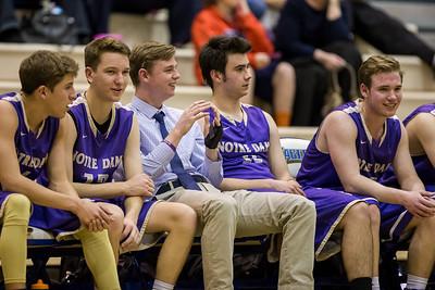 JV Boys Basketball NDP