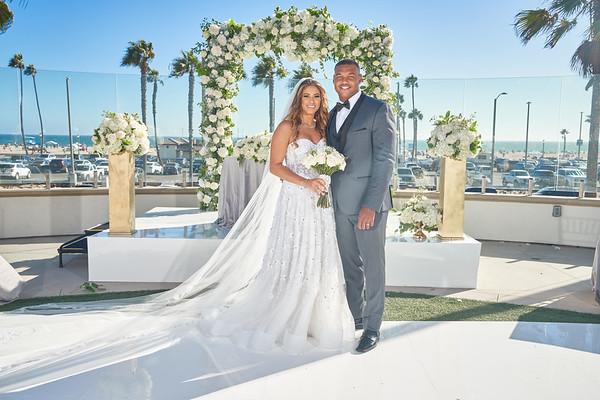 Shonice & Stephen Wedding
