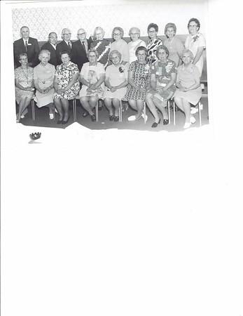 Gma Lucille 50th class Reunion