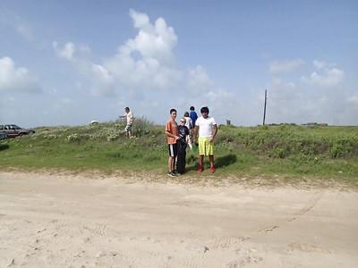 Beach Campout
