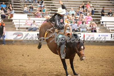 Saddle Bronc Riding Monday Sept 24