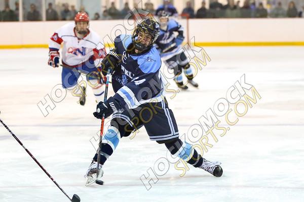 Franklin-Natick Boys Hockey - 02-29-20
