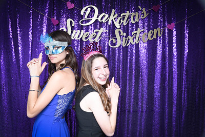2019.07.13 - Dakota's Sweet 16 Birthday Party