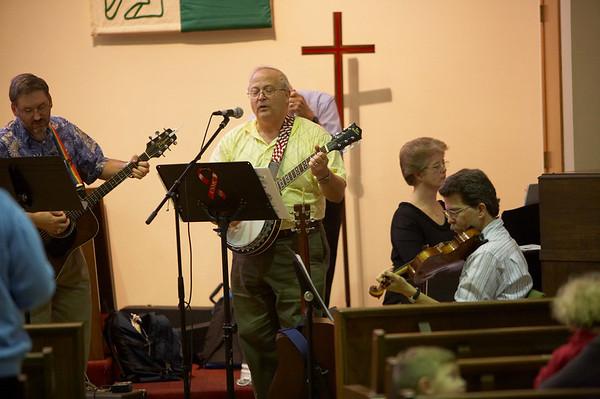 Bluegrass Worship Service 2006
