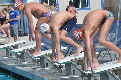 Swim vs. Great Oak