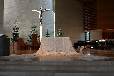 2017-1217 Columban Centenary Pilgrim Cloth
