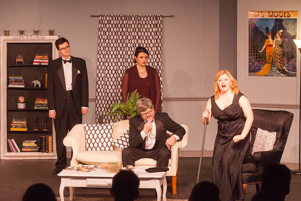 "Emmanuel Theater Guild: ""It's Only a Play"" 2/17/17"