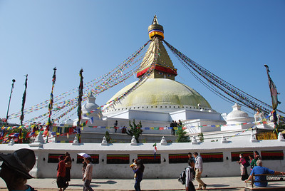Nepal Annapurna Oct 2011