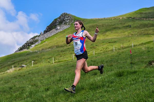 Tal y Mignedd Downhill Women