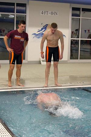 Swimming v RCHS