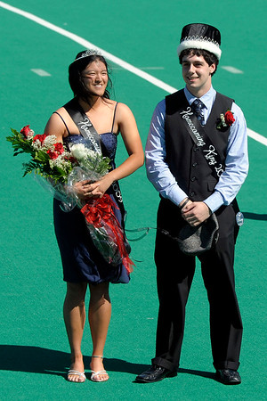 10/31/09 Homecoming court