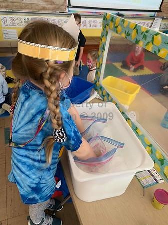 what is blubber in kindergarten