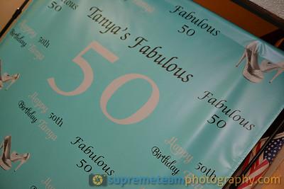 Tanya's 50th Bday Celebration
