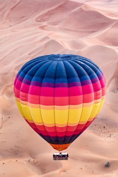 Hot Air Balloon Experience