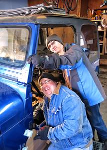 Pratt Garage