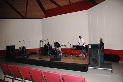 CAC Jazz Concert Prep
