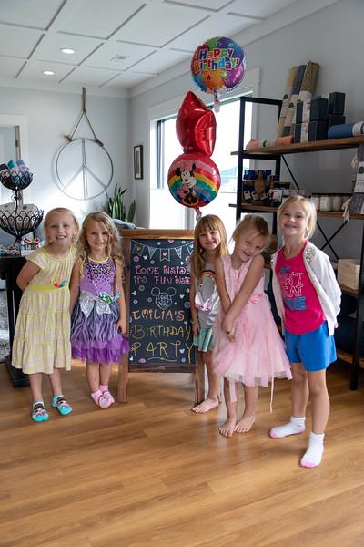 Emilia Birthday Party