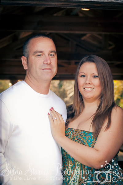 Samantha Morgan and David Melton - Engagement