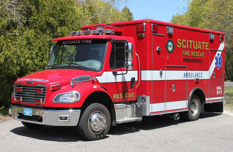 Rescue 1 2013 Freightliner/Wheeled Coach