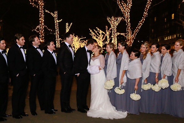 Sarah & Ryan's New Year's Eve Wedding