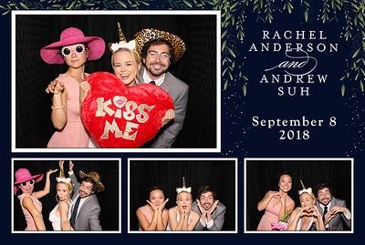 Andrew and Rachel Wedding