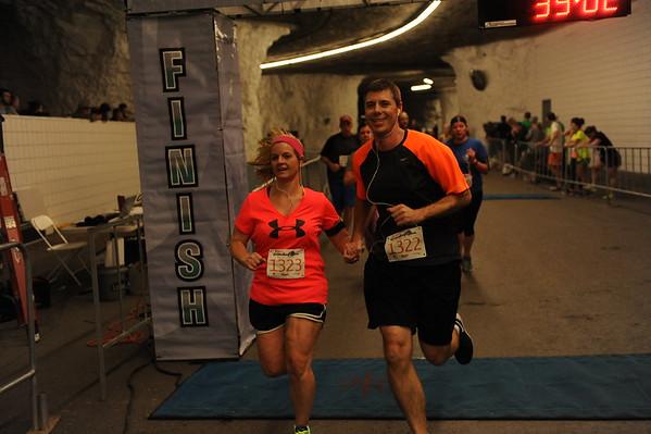 5k Finish 8:39-8:45