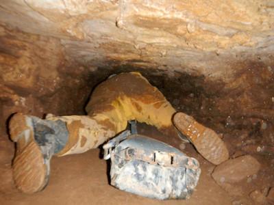 Perkins Cave, Va