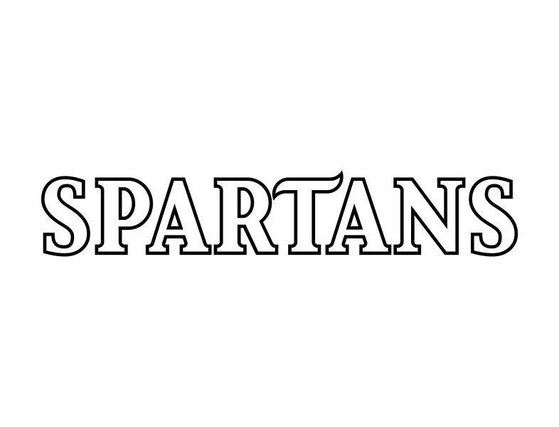 Spartans_WrdB_OneClr_Blk_WhtBgrnds