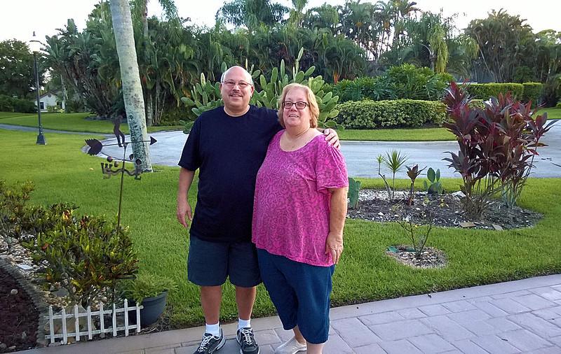 Carole & Phil @ Barry's