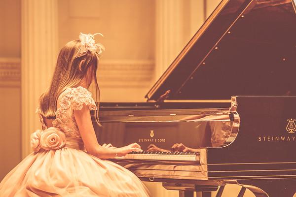 ericka vilela [Carnegie Hall Concert]