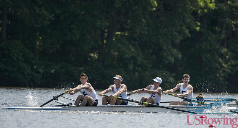 Men's Youth Four With Semifinal